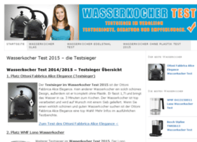 wasserkocher-test.de