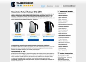 wasserkochertest.com