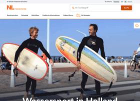 wassersport.holland.com