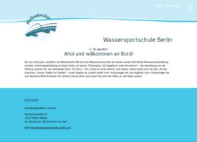 wassersportschule-berlin.com