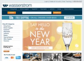 wasserstrom.com