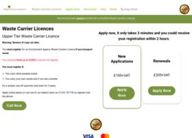 wastecarrierslicence.co.uk