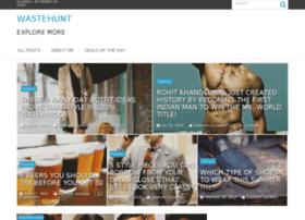 wastehunt.com