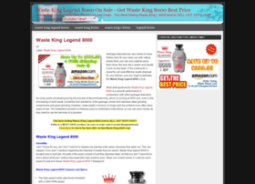 Wasteking-legend-8000.blogspot.sg