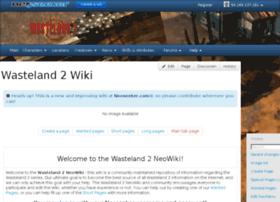wasteland2.neoseeker.com