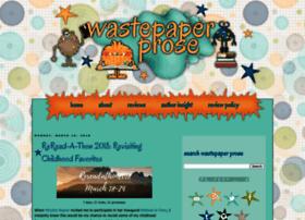 wastepaperprose.com