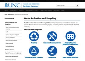 wastereduction.unc.edu