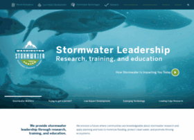 wastormwatercenter.org