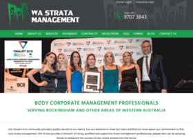 wastrata.com
