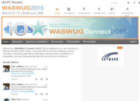 waswug2015.pathable.com