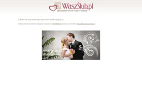 waszslub.pl