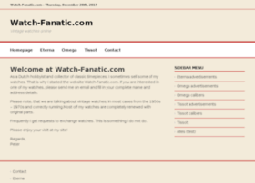watch-fanatic.com