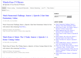 watch-free-tvshows.com