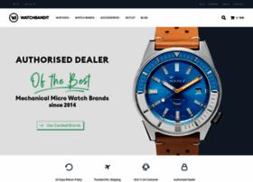 watchbandit.com