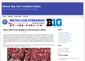 watchbigtenfootballonline.com
