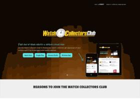 watchcollectorsclub.com