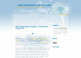 watchdexterseason6.sosblogs.com