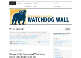 watchdogwall.bettergov.org