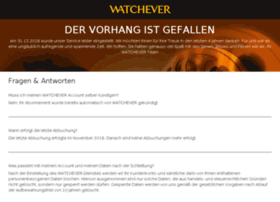 watchever.com