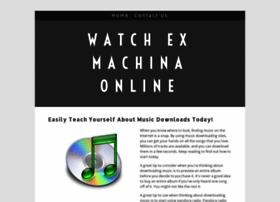 watchexmachinaonline.yolasite.com