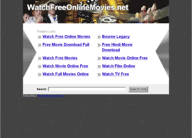 watchfreeonlinemovies.net