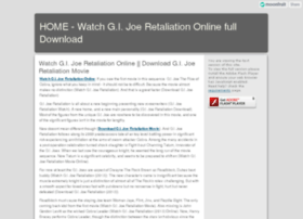 watchgijoeretaliation.moonfruit.com