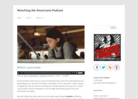 watchingtheamericans.com