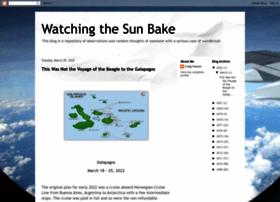watchingthesunbake.blogspot.com