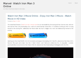 watchironman3.wordpress.com