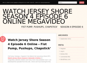 watchjerseyshoreseason4episode6.wordpress.com