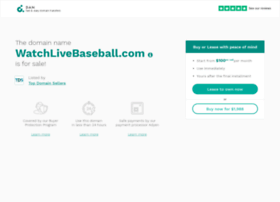 watchlivebaseball.com
