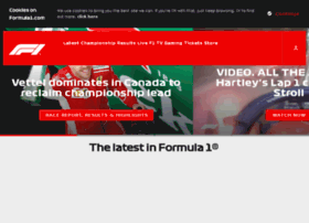 watchliveformula1.com