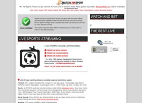 watchlivesport.net