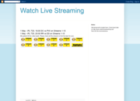 watchlivestreamingnet.blogspot.in