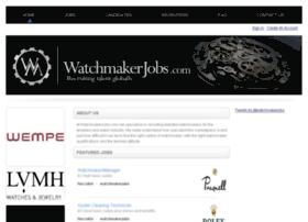 watchmakerjobs.com