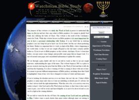watchmanbiblestudy.com