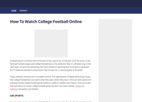 watchncaafootball.net