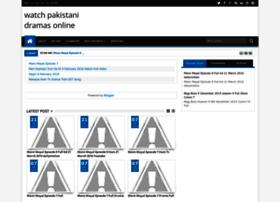 watchpakistanidramasonlinepk.blogspot.com