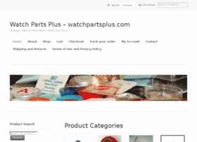 watchpartsplus.com
