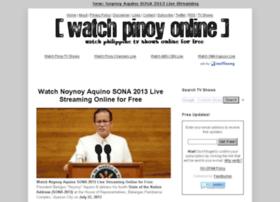 watchpinoyonline.com