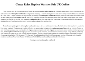 watchrex.co.uk