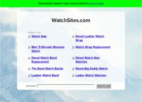 watchsites.com