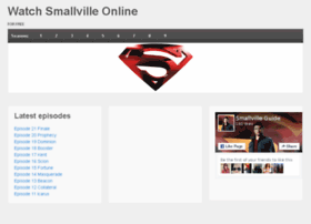 watchsmallvilleonline.co