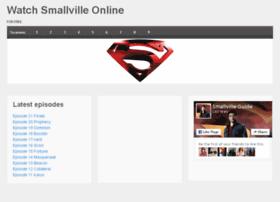 watchsmallvilleonline.co