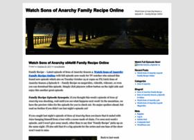 watchsonsofanarchyfamilyrecipeonline.wordpress.com