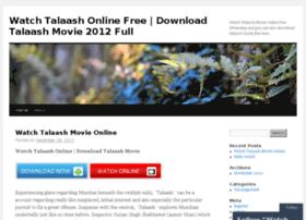 watchtalaashonlineh.wordpress.com
