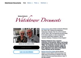watchtowerdocuments.com