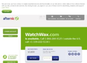 watchwax.com