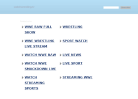 watchwrestling.tv