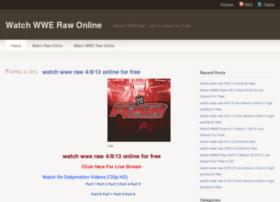 watchwwerawonline.wordpress.com